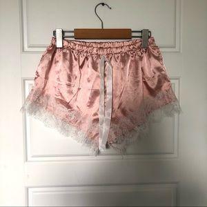 Shein    Lace PJ Shorts